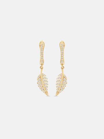 The Amsterdam Drop Earrings