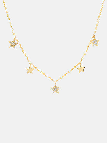 The La Palma Star Necklace