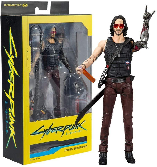 FIG MFT CYBERPUNK JOHNNY