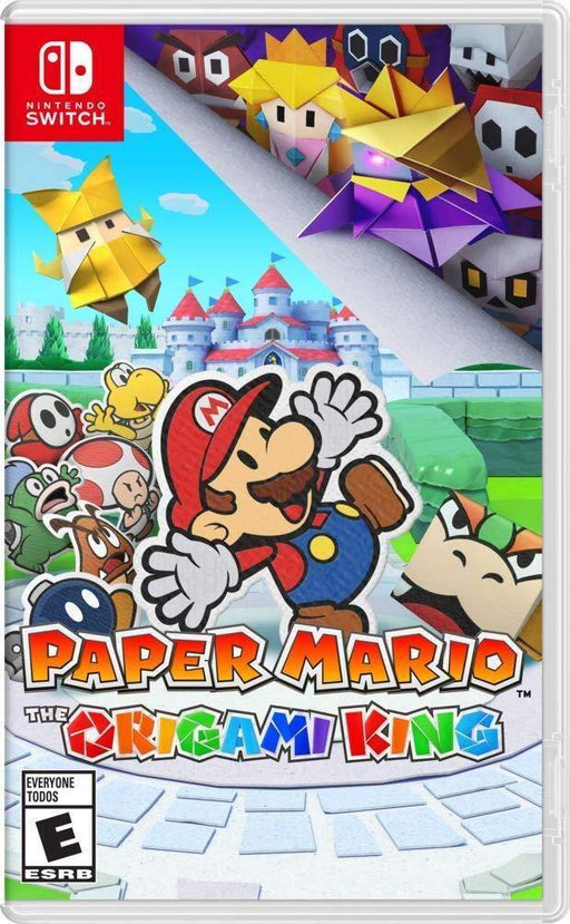 SWITCH Paper Mario™: The Origami King - netgear-gi