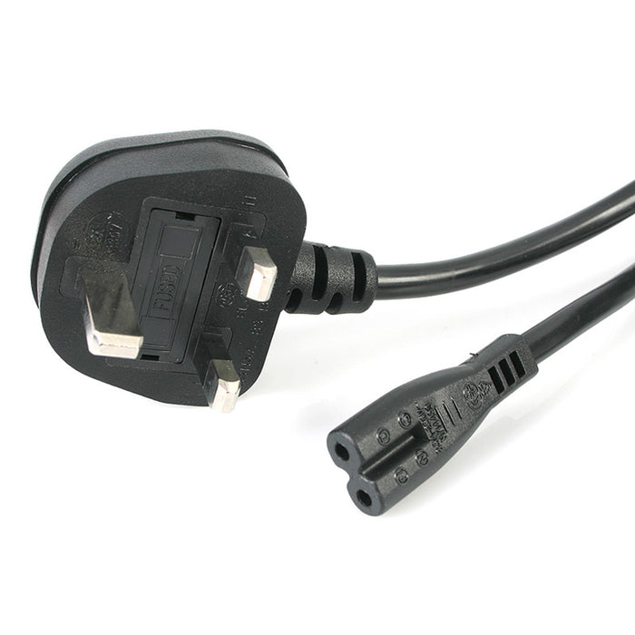 1m Laptop Power Cord 3 Slot - netgear-gi