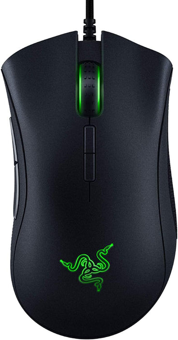 RAZER DEATHADDER V2 BLACK GAMING MOUSE