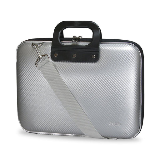"e-Vitta EVLB000604 notebook case 33.8 cm (13.3"") Briefcase Silver"