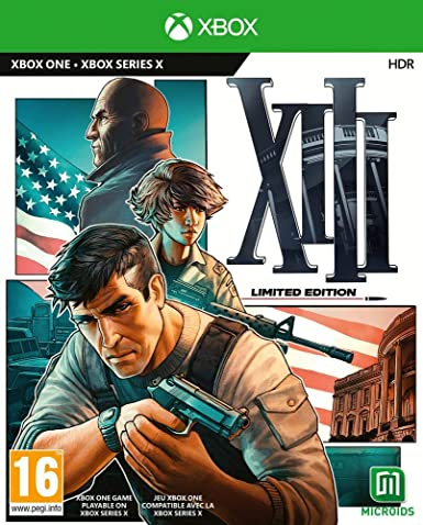XIII - Limited Edition /Xbox One
