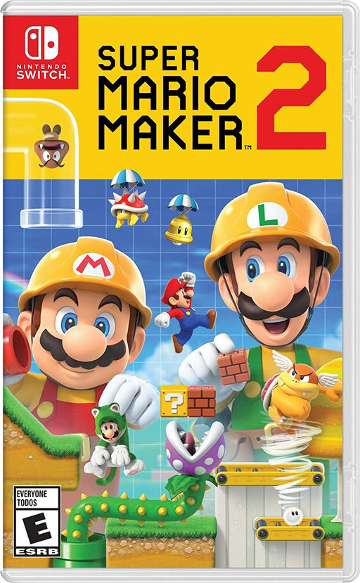 SWITCH Super Mario Maker 2 - netgear-gi
