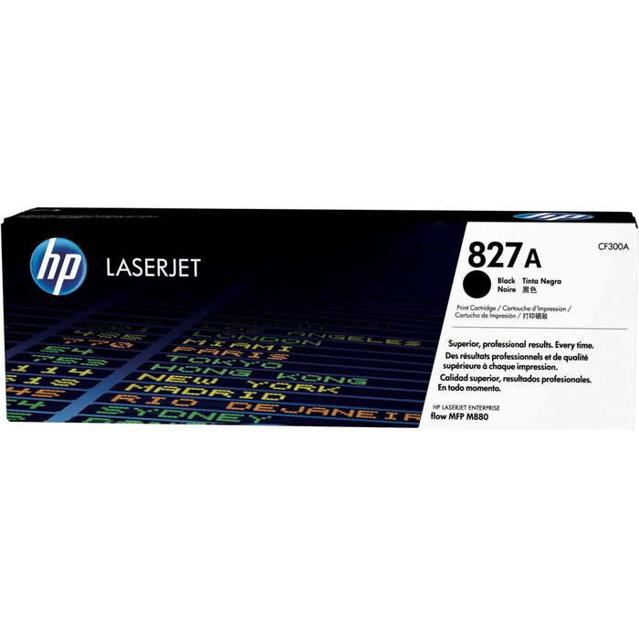 HP BLACK LASER TONER M880
