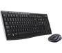 Logitech Wireless Combo MK270 Keyboard & Mouse.