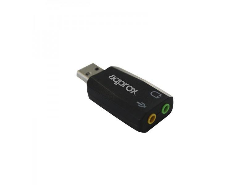 AQPROX USB SOUND CARD 5.1