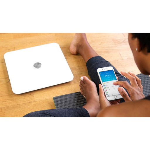 BATHROOM SMART SCALE SURFACE PRECISION 9600