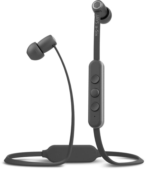 JAYS a-Six bluetooth in-ear Headset / Grey/Silver - netgear-gi