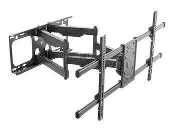 "DOUBLE ARM EQUIP SCREEN SUPPORT 37 ""- 90"" MAX 75 KGS VESA MAX 800X400"