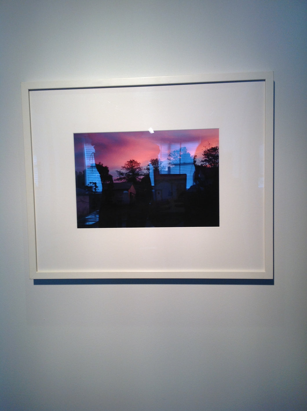 Firedusk yard (unframed) HEATH FRANCO