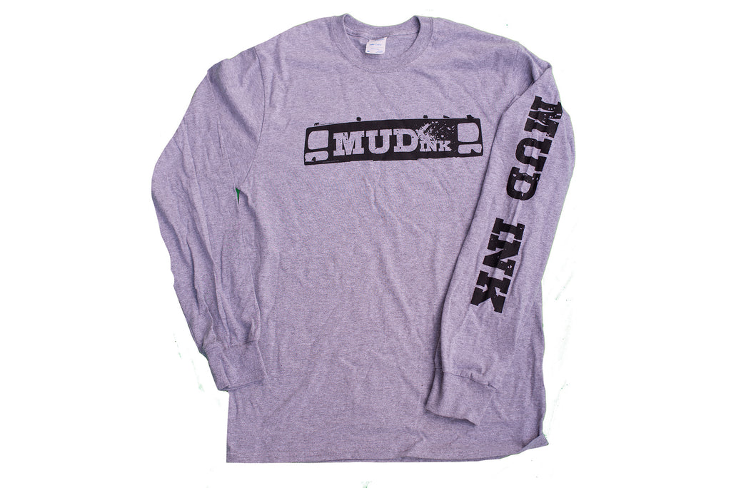 Grey Grill Design Long Sleeve