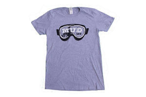 Grey Goggle Design Short Sleeve