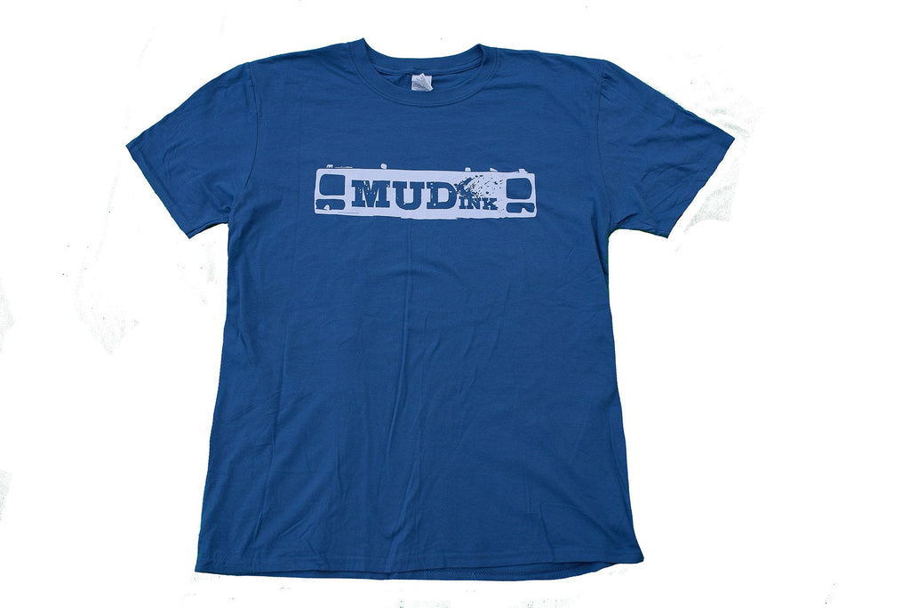 Indigo Blue Grill Design Short Sleeve