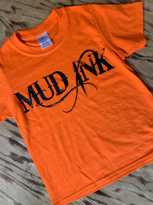 Orange Mud Ink