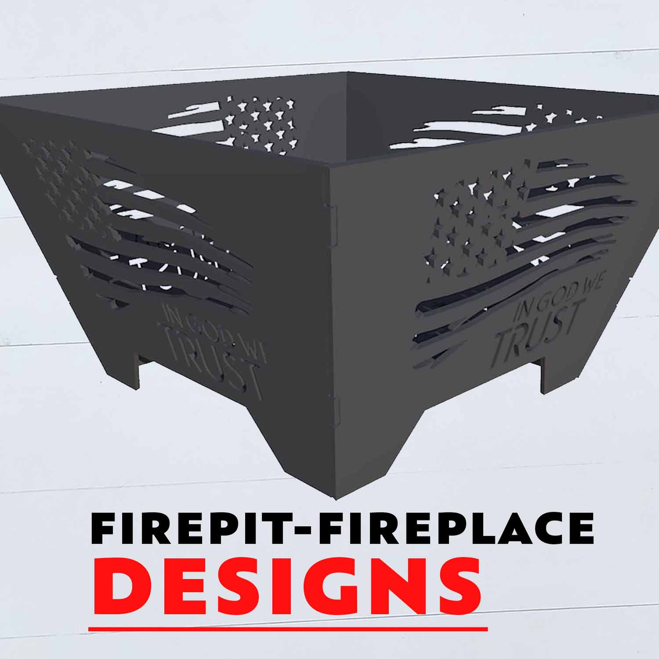 Firepit - Fireplace