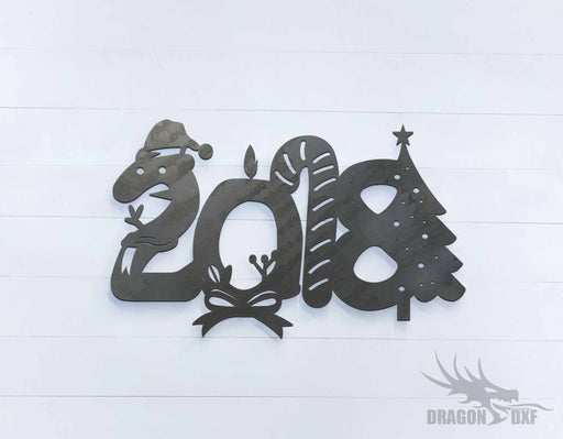 2018 Sign - DXF Download