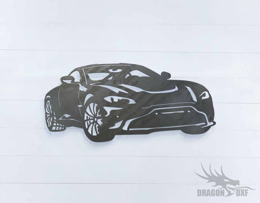 2019 Chev Camaro SS - DXF Download