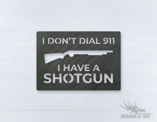 2nd amendment sign 8 - DXF Download