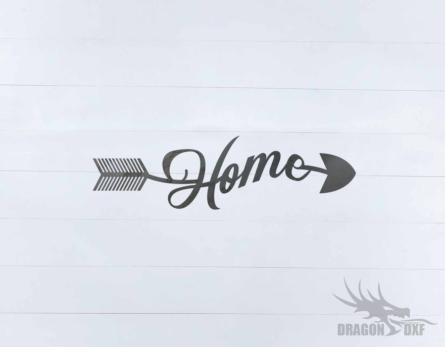 Arrow Design - Home - DXF Download