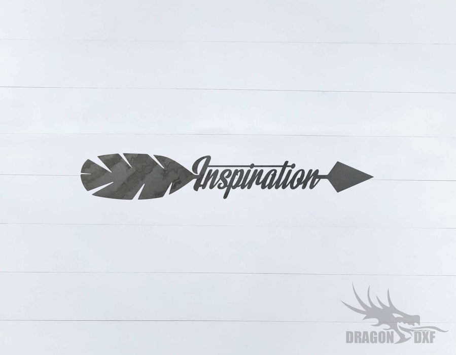 Arrow Design - Inspiration - DXF Download