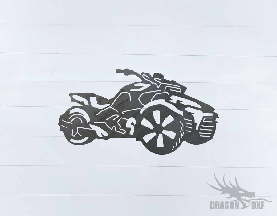 ATV & UTV Package (110 Designs) - Plasma Laser DXF Cut File