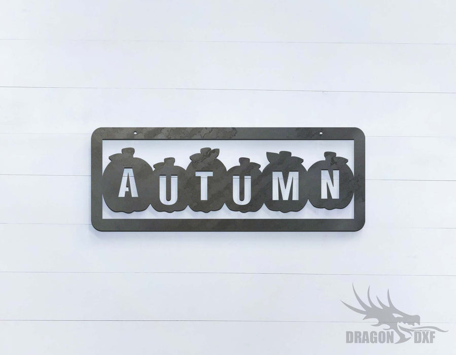 Autumn - DXF Download