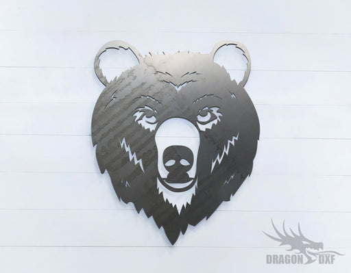 Bear - Zoo Animals -  DXF Download