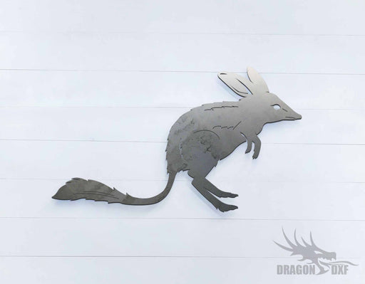 Australian Animals - Bilby - DXF Download