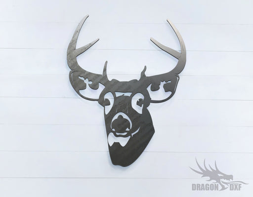Deer - Zoo Animals -  DXF Download