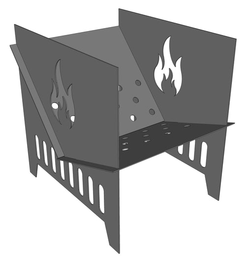 collapsible-fire-pit-square-slant-4-cut-and-assemble-dxf-downloadable-file