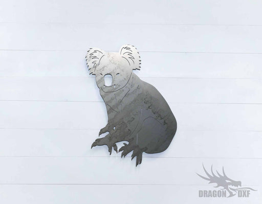 Australian Animals - Drop Bear - DXF Download