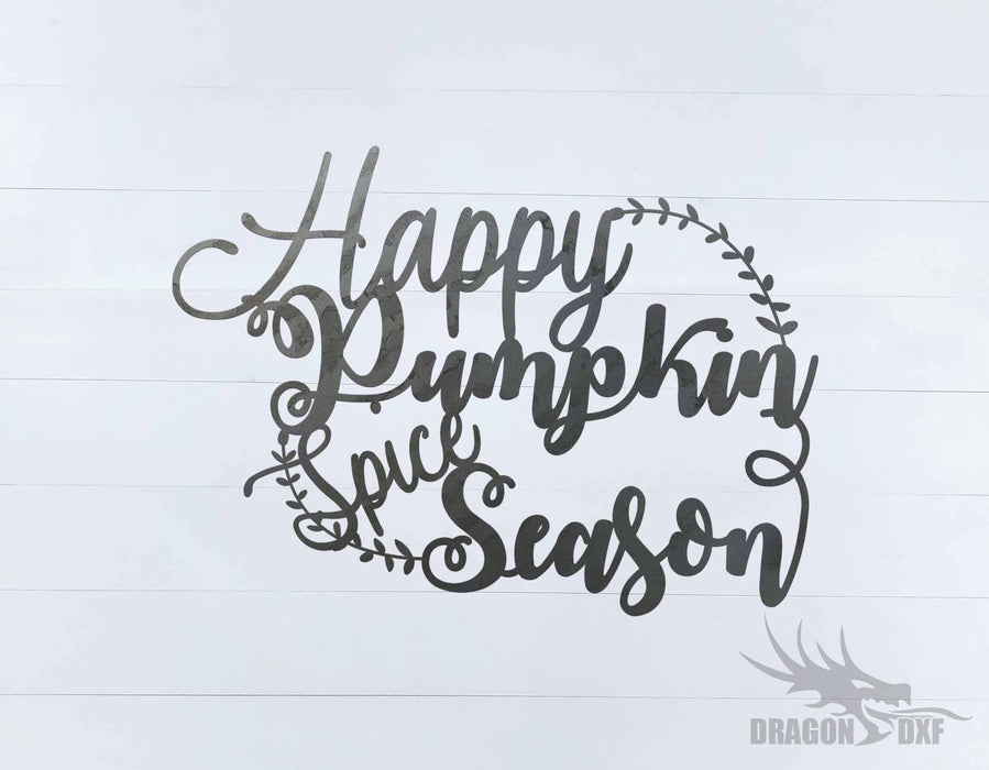 Fall Season Design 46 - DXF Download