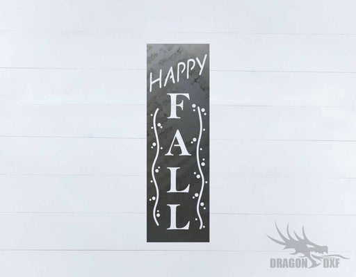 Fall Season Design 56 - DXF Download