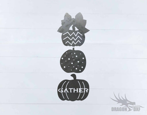 Fall Season Design 64 - DXF Download