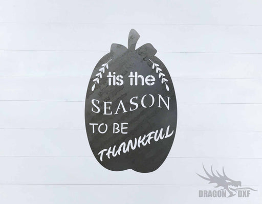 Fall Season Design 65 - DXF Download