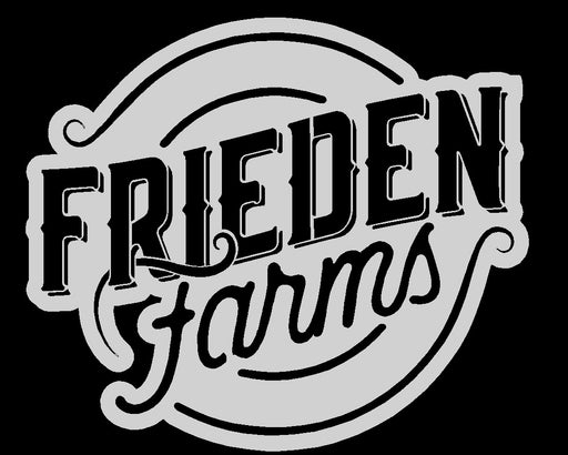 Custom Sign - Frieden Farms