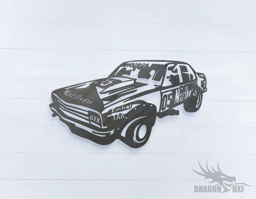 Hd Torana 2 - DXF Download