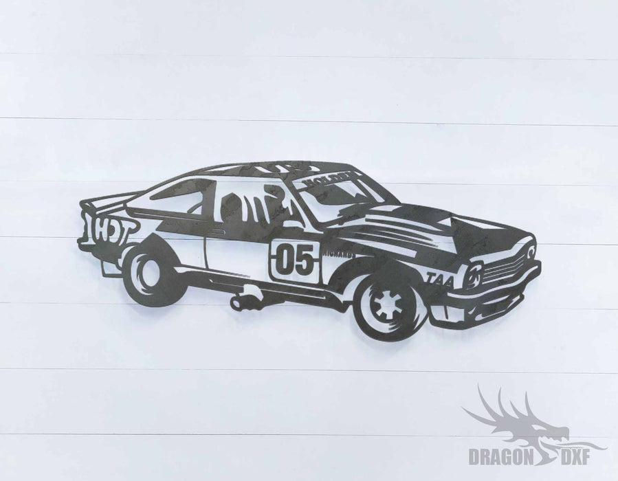 Hd Torana 4 - DXF Download