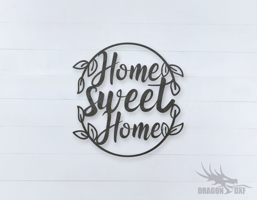 Home Sweet Home Design 4 - DXF Download