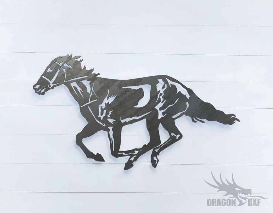 Horse 5 - DXF Download