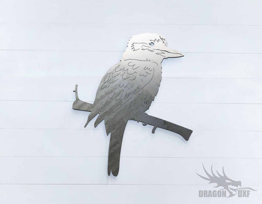 Australian Animals - Kookaburra - DXF Download