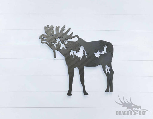 Moose - DXF Download