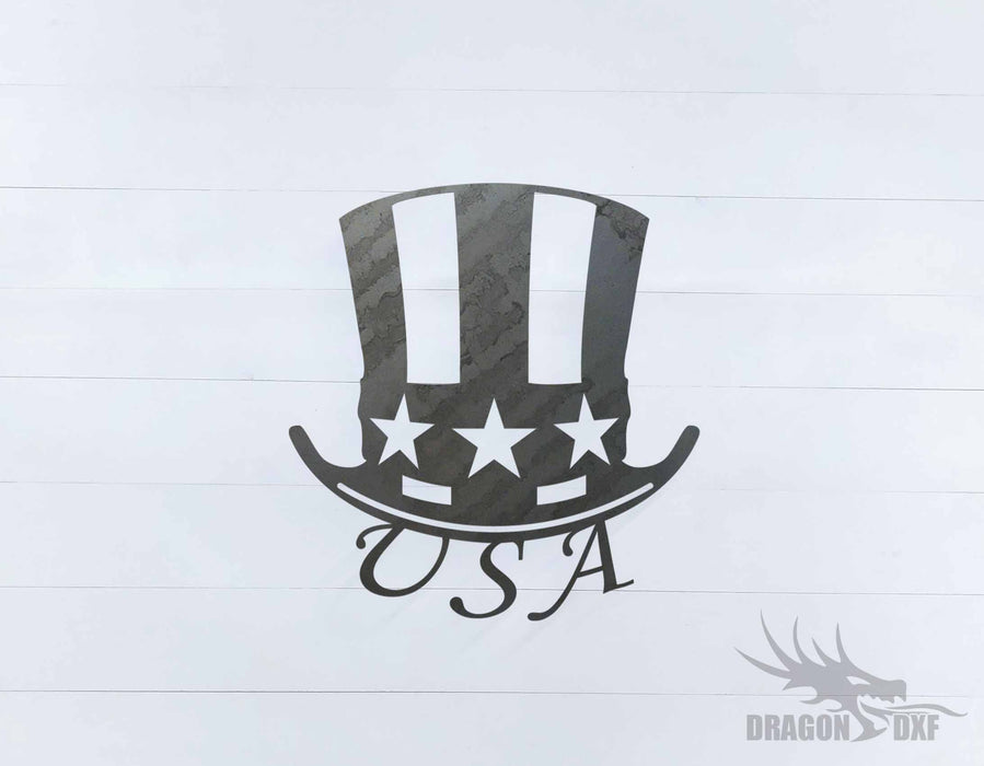 Patriotic Design 17 - DXF Download