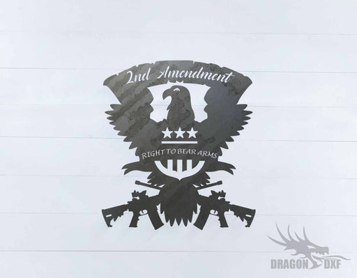 Patriotic Design 25 - DXF Download