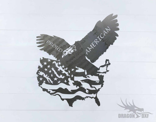 Patriotic Design 2 - DXF Download
