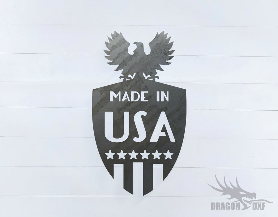 Patriotic Design 9 - DXF Download