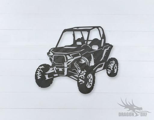 Polaris Design 1 - DXF Download