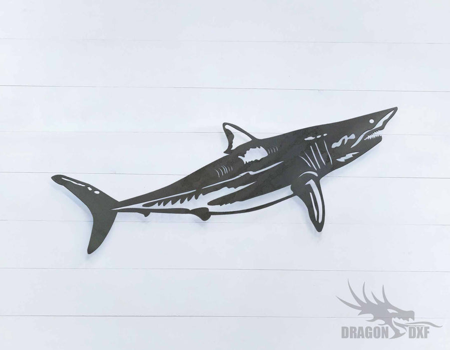 Shark - DXF Download